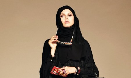 Fashion-Dolce-Gabbana-launches-its-line-of-hijabs-and-abayas
