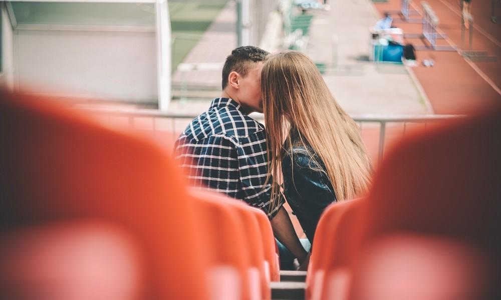 Νεαρά ζευγάρια περιγράφουν τον έρωτα!