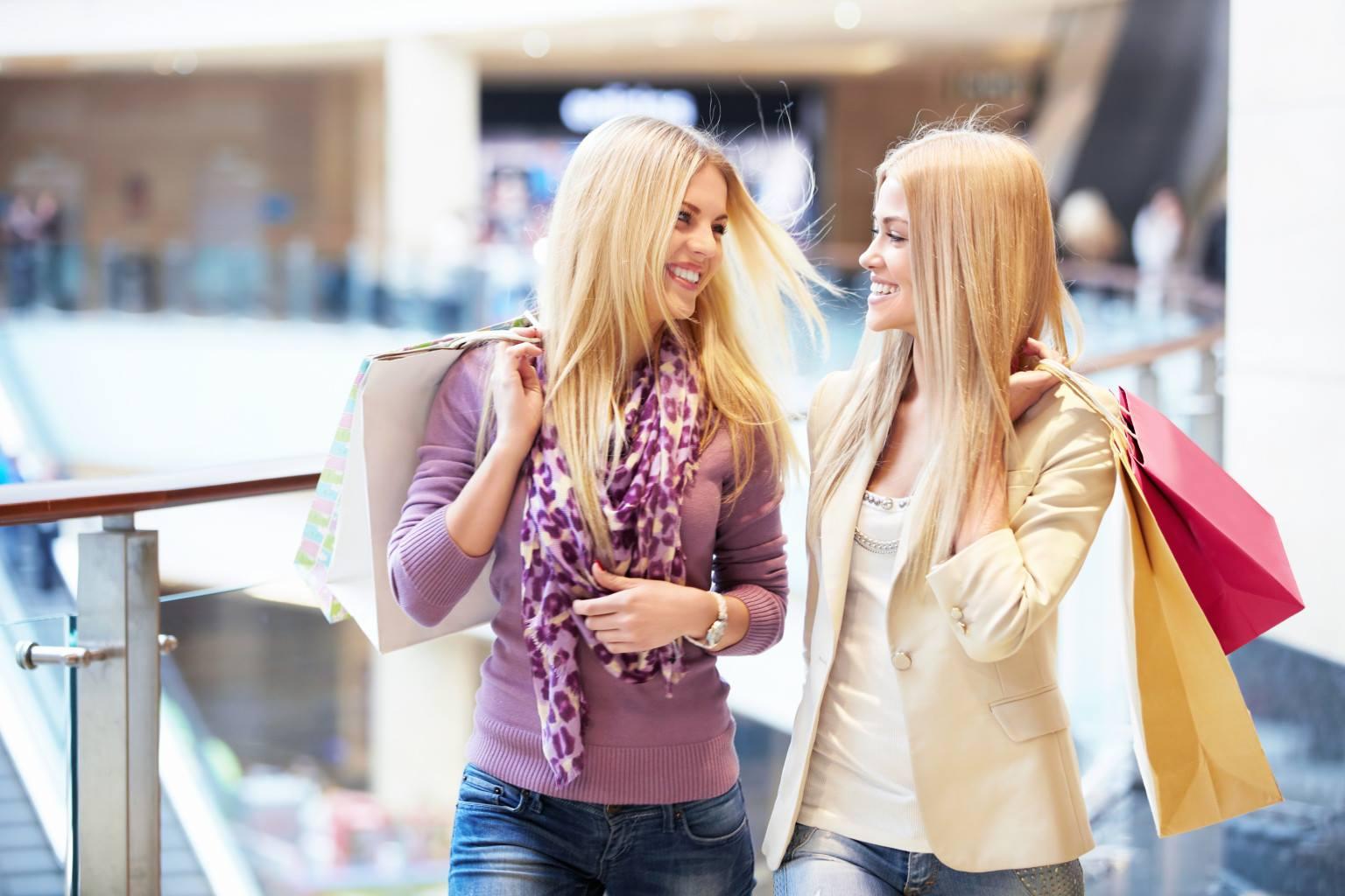 6 έξυπνα tips για ψώνια με τις φίλες σου e51e12af1db