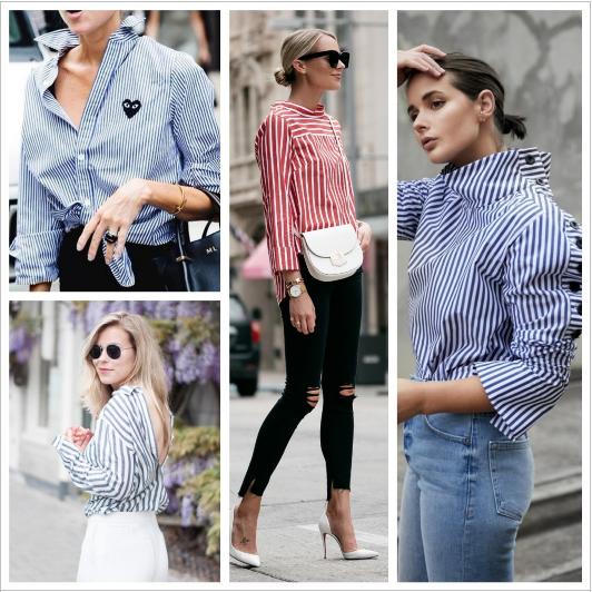 How to wear  ριγέ ρούχα χωρίς να φοβάσαι - yang.gr a36bf7c785e