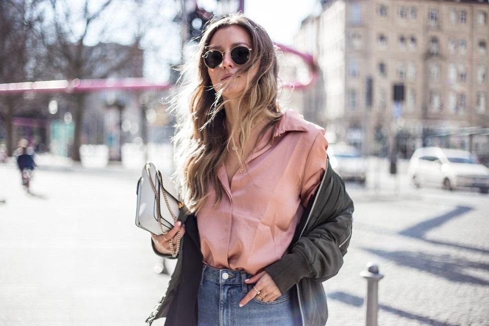84010a7ec2c9 How to wear: σατέν ρούχα χωρίς υπερβολές - yang.gr